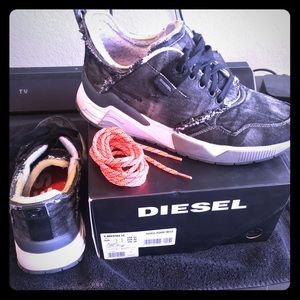 Diesel S-Brentha LC casual sneaker Men's size 12